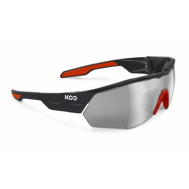 Kask Koo Open Cube Fietsbril Zwart Rood