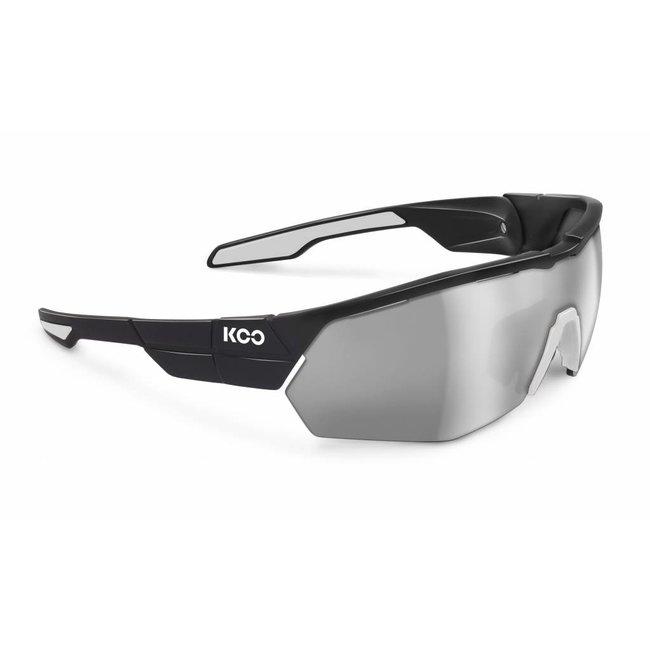 Kask Koo Open Cube Fietsbril Zwart Wit