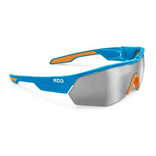 Kask Koo Open Cube Fietsbril Blauw Oranje