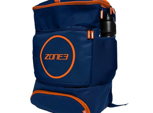 Zone3 Zone3 Rucksack für Übergang - Blau / Orange