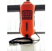 AthleteSportsWorld.com Boya de natación ASW - Seguridad bouy