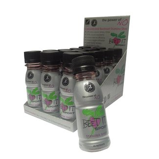 Beet-it Beet-it Rübensaft (70ml) 400mg Nitrat BOX (15x)