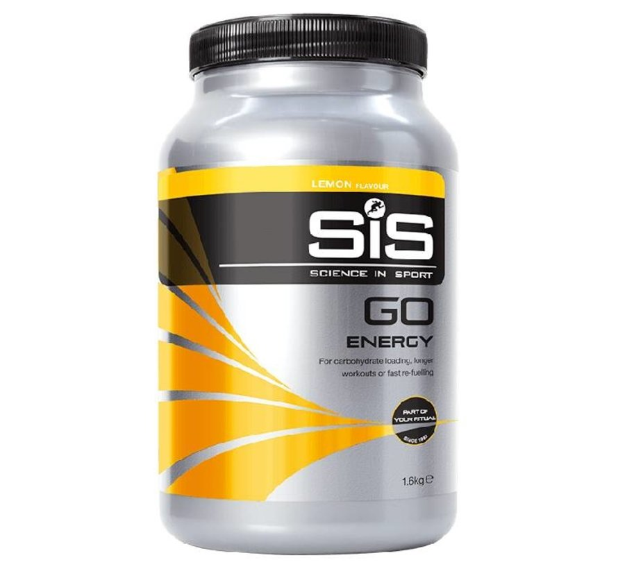 SIS Go Energy (1 kg) Energiegetränk