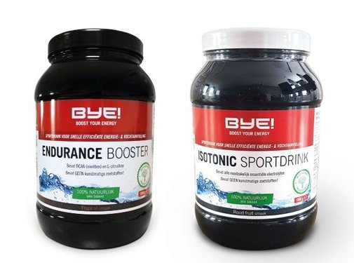 BYE! BYE Isotonic and Endurance Sports drink DEAL