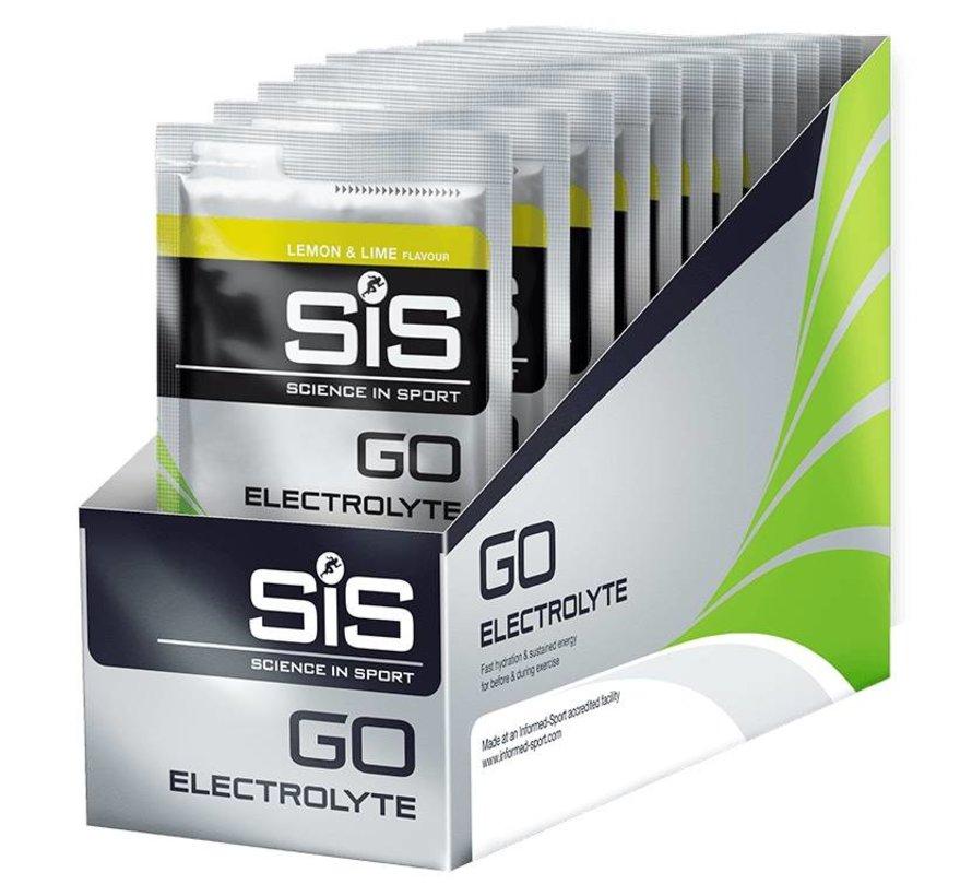 Elettrolito SIS (40gr) Dissetante