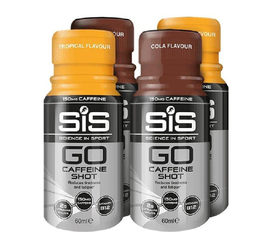 SIS Go Cafeine Shot (150mg Cafeine) BUNDEL