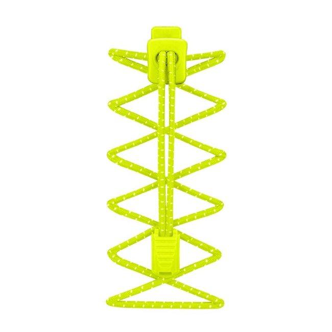 Nathan Run Laces Geel elastische veters