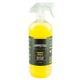 CRANKALICIOUS Crankalicious Pineapple Express Spray Bike Cleaner (1l)