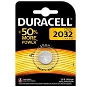 Duracell Duracell 2032 Knoopbatterij (3V)