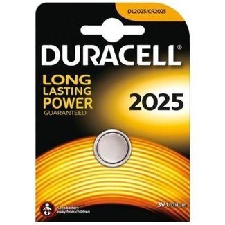 Duracell Pile bouton duracell 2025 (3v)