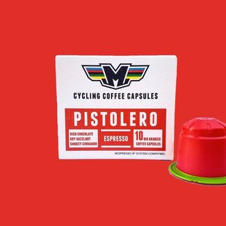 Il Magistrale Cycling Coffee Il Magistrale Pistolero Espressokapseln (10 Stück)