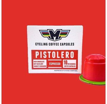 Il Magistrale Cycling Coffee Il Magistrale Pistolero Espresso capsulas (10 piezas)