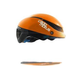 Cádomotus Casco da ciclismo Omega Aerospeed Arancione