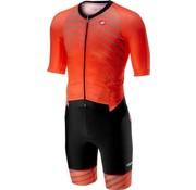 Castelli Castelli All Out Speedsuit Oranje