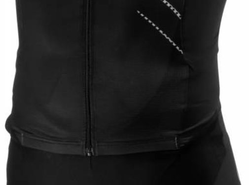 Castelli Castelli Free Sanremo Suit Sleeveless Zwart/Wit