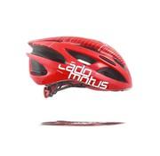 Cádomotus Cadomotus Delta bicicleta casco rojo