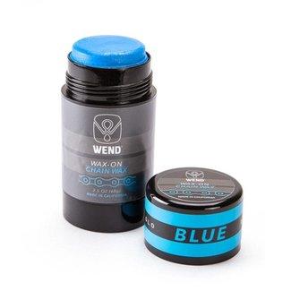 Wend Wax-on Twist up Blue (80ml)