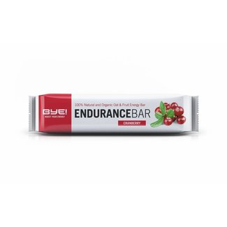 BYE! BYE! Endurance Energy bar (40gr) - Short THT