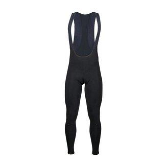 Q36.5 Cycling Clothing Q36.5 Babero de ciclismo para hombre de invierno con tirantes y gamuza