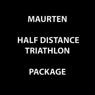 Maurten Pacchetto triathlon a mezza distanza Maurten incl. Gel100