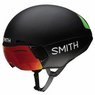 SMITH Smith Podium TT Tijdrit fietshelm Zwart