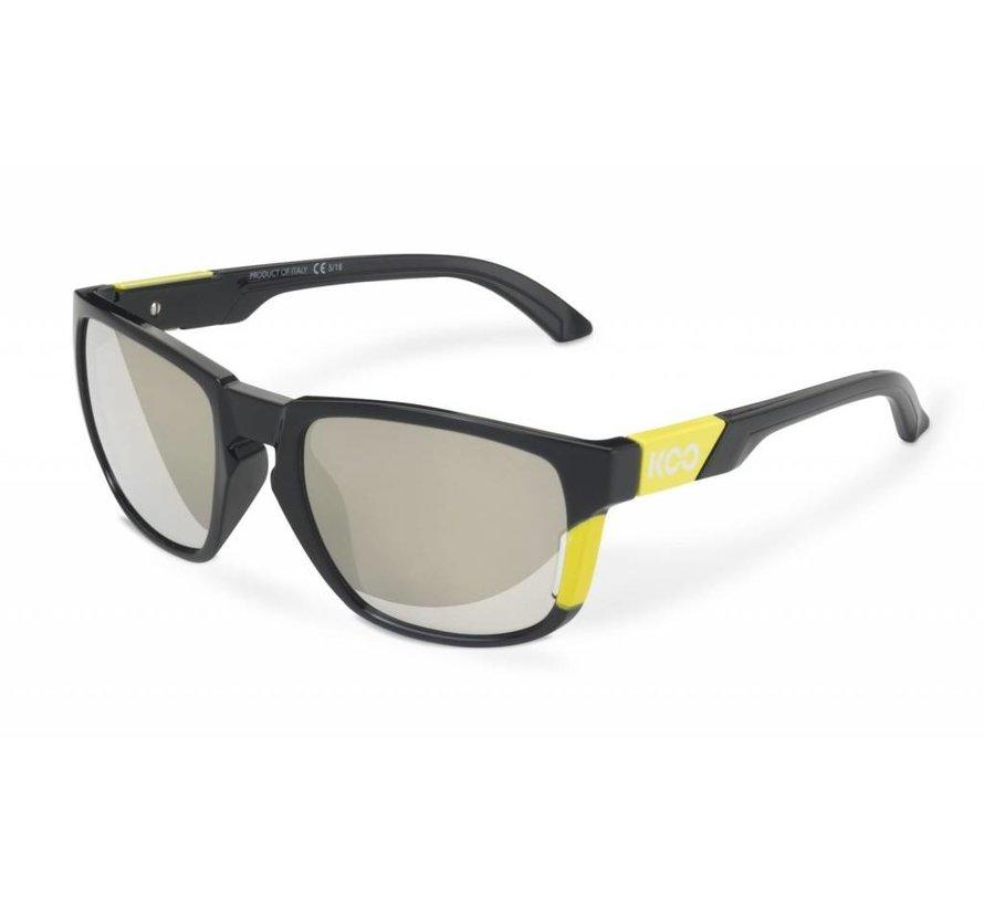 Kask Koo California Fietsbril Zwart-Geel