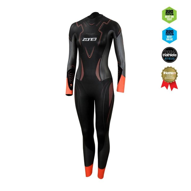 Zone3 Vanquish wetsuit dames