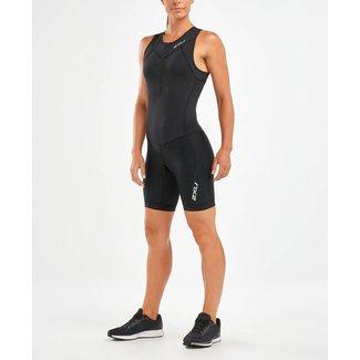 2XU 2XU Active Trisuit Mujer Negro