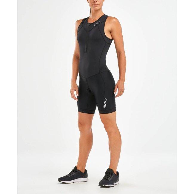 2XU Active Trisuit Damen Schwarz