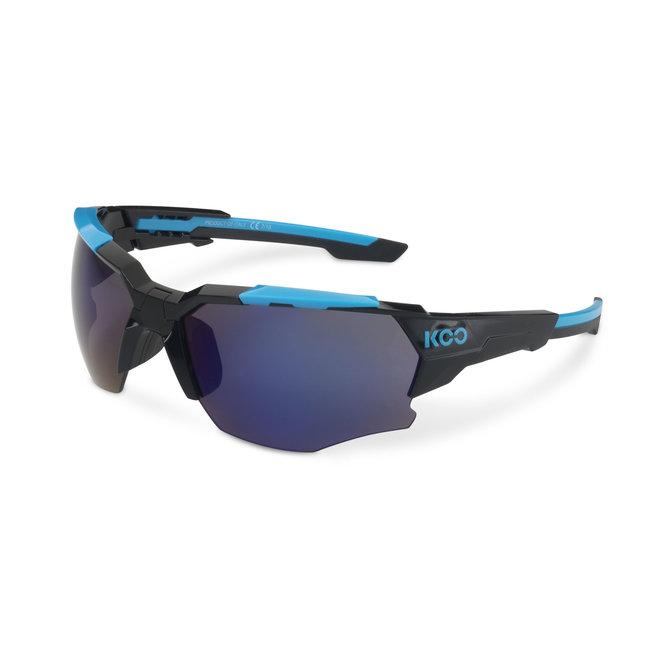 Kask Koo Orion Fietsbril Zwart / Lichtblauw