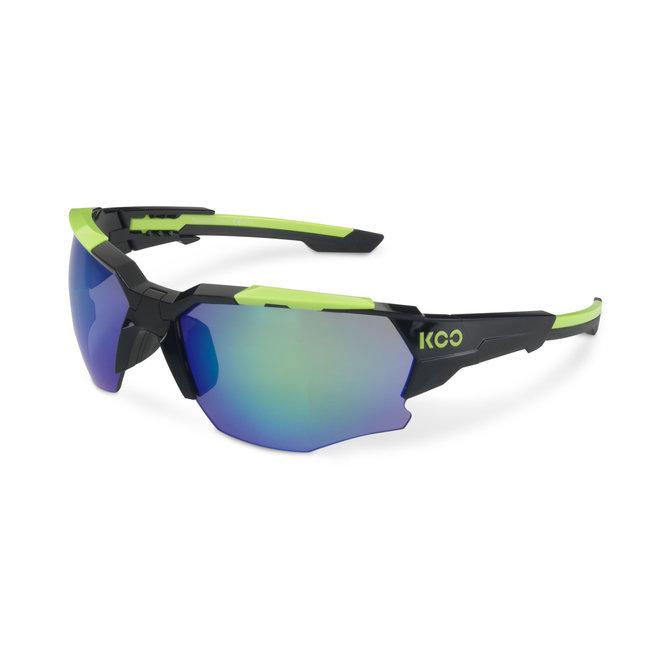 Kask Koo Orion Fietsbril Zwart / Lime