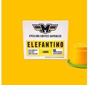 Il Magistrale Cycling Coffee Capsules Il Magistrale Elefantino Bio Lungo (10 pièces)