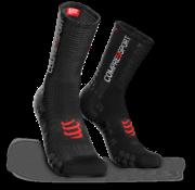Compressport Compressport PRORACING V3.0 Cycling Socks Black
