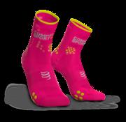 Compressport Compressport Running socks PRORACING High Ultralight V3.0 Pink