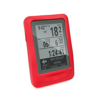 Tuvluv Wahoo Elemnt Red Silicone Case Protection