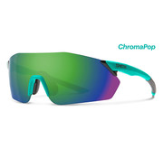 SMITH Smith Reverb-Radbrille Mat-Jade mit Chroma Green-Linse