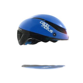 Cádomotus Casco da ciclismo Cadomotus Omega Aerospeed Blu