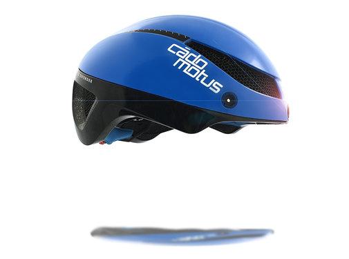 Cádomotus Casque de vélo Cadomotus Omega Aerospeed Bleu