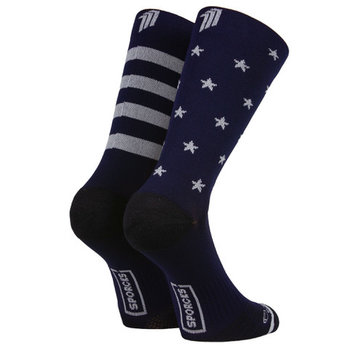 Sporcks Sporcks Legend Blu Calze da corsa