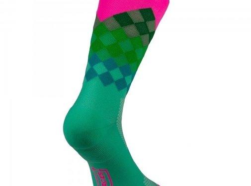 Sporcks Sporcks Pantone Pink Running Socks