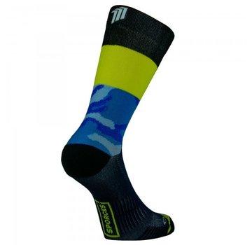 Sporcks Calzini da running Sporcks Air Sock One Blue
