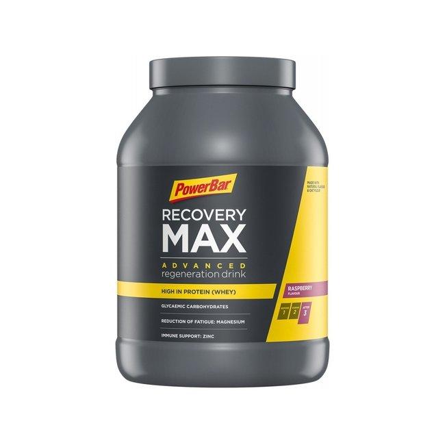 Powerbar Recovery Max 2.0 Hersteldrank (1144 gr)