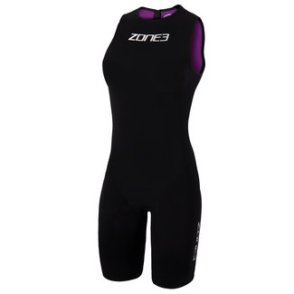 Zone3 Zone3 Frauen Streamline Sleeveless Swimskin