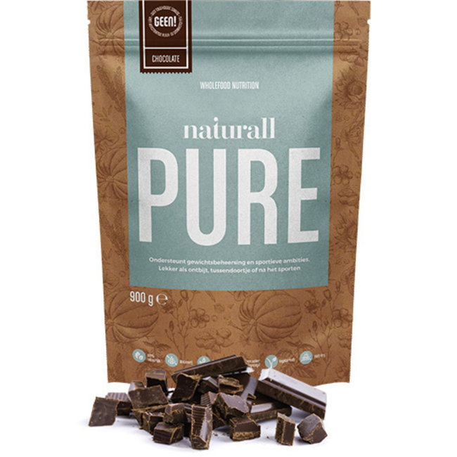 Naturall Pure Chocolate Protein Pulver
