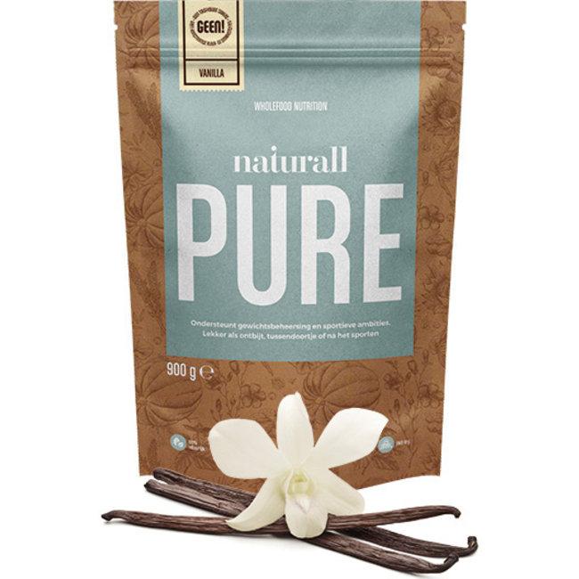 Naturall Pure Vanilla Proteinepoeder