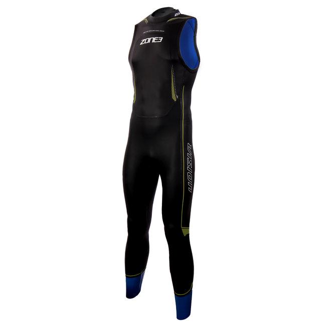 Zone3 Vision wetsuit Heren Sleeveless
