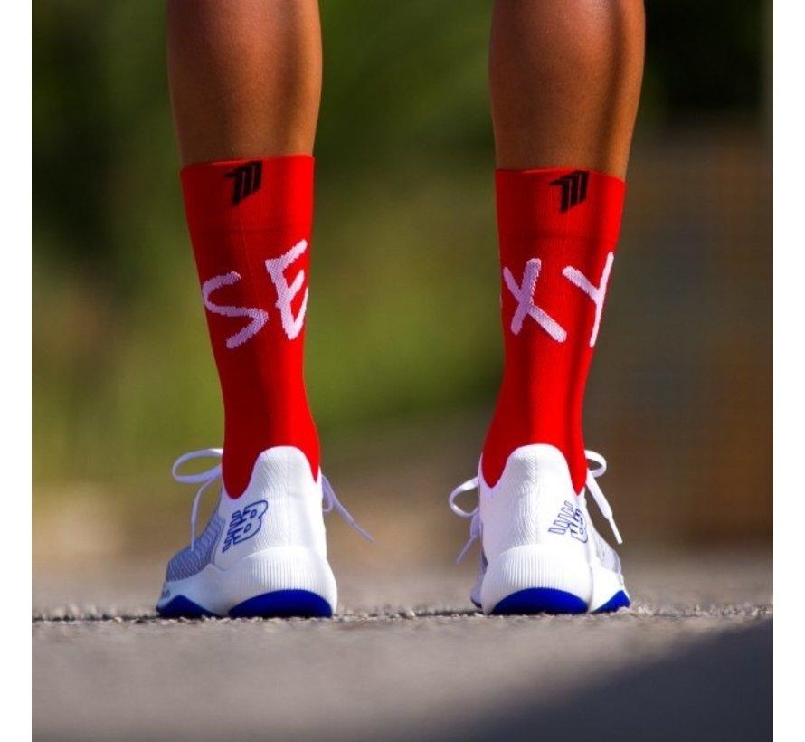 Sporcks Sexy Red Cycling Socks