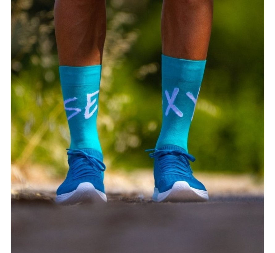 Sporcks Sexy Green Cycling Socks