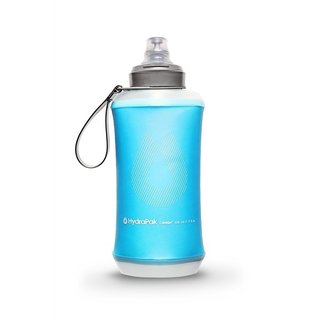 Hydrapack Hydrapak CRUSH BOTTLE Flacone da 500 ml Malibu Blue