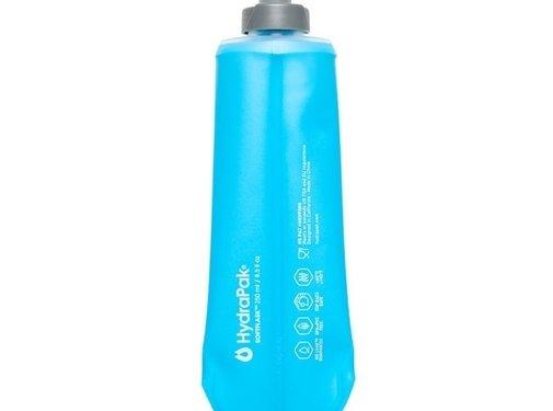 Hydrapack Hydrapak SOFTFLASK 250ml soft bottle Malibu Blue